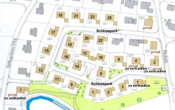 Wohngebiet »Schlosspark III«