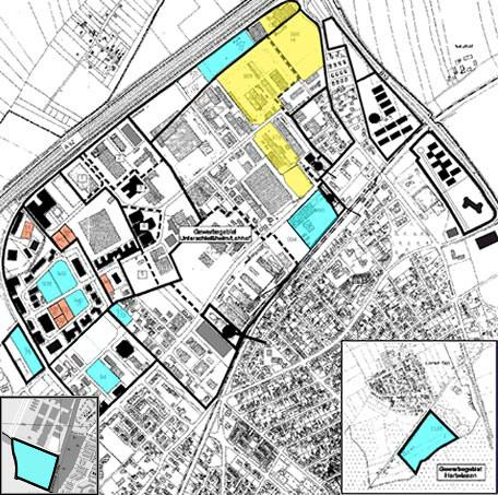 Gewerbegebiet »Unterschleißheim«