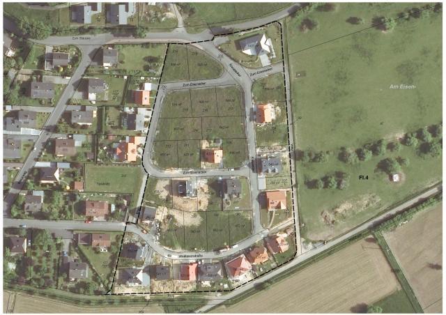 Wohngebiet »Auf dem Kreuzacker«