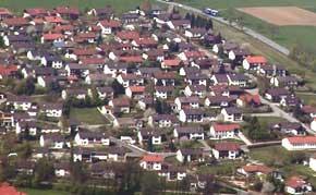 Wohngebiet »Klingenbergsiedlung«