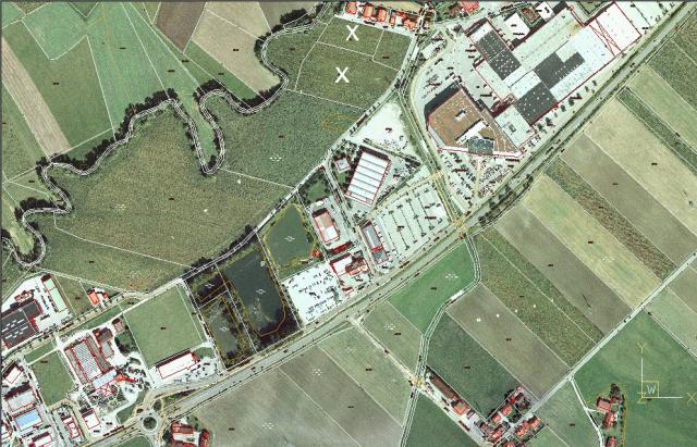 Gewerbegebiet »Hanselmühle«