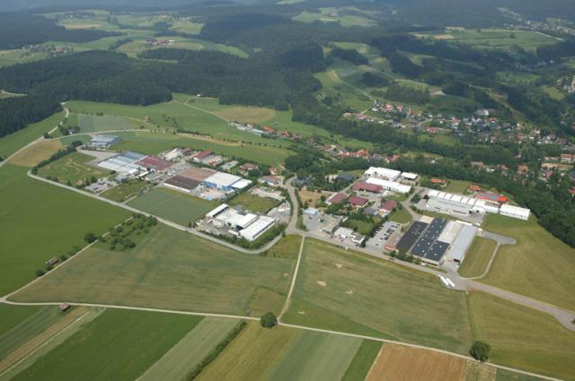 Gewerbegebiet »Industrie- und Gewerbegebiet Betzweiler-Wälde «
