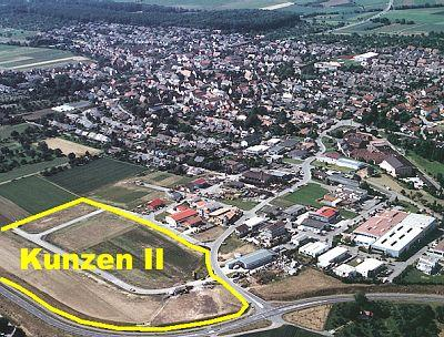 Gewerbegebiet »Kunzen II«