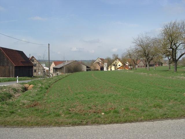 Wohngebiet »Oberrimbach«