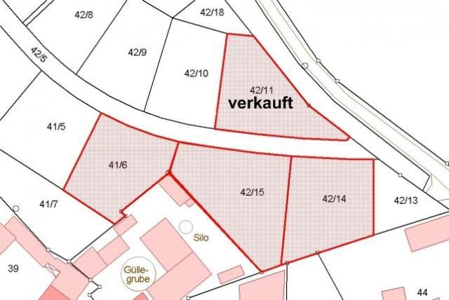 Wohngebiet »Rehgarten, OT Burg«