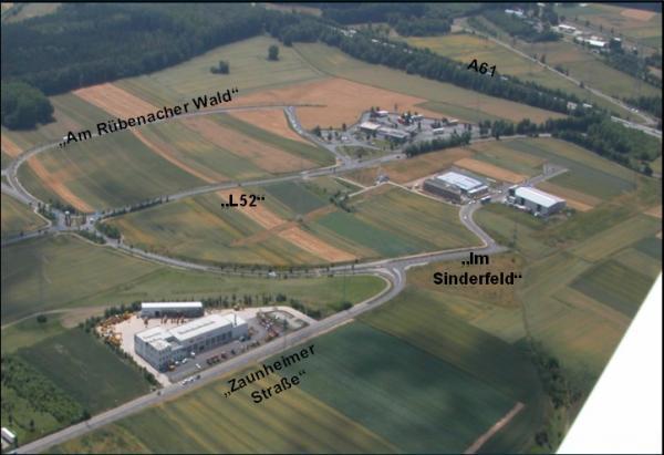 Luftbild BPlan 257c