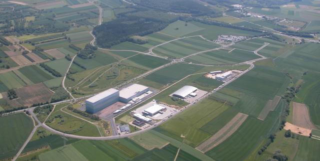 Foto des Industriegebiet