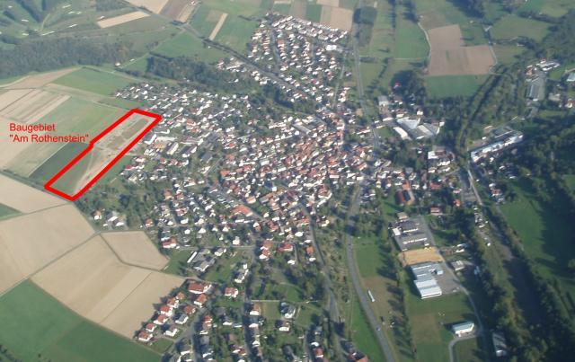 Wohn- und Mischgebiet »Am Rothenstein«