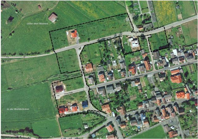 Wohngebiet »Muhlbrücken«