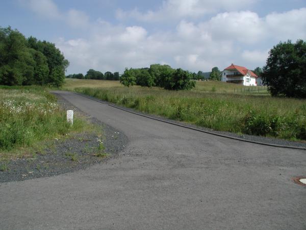 Ansicht Baugebiet 1