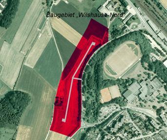 Wohngebiet »Wilshause-Nord«