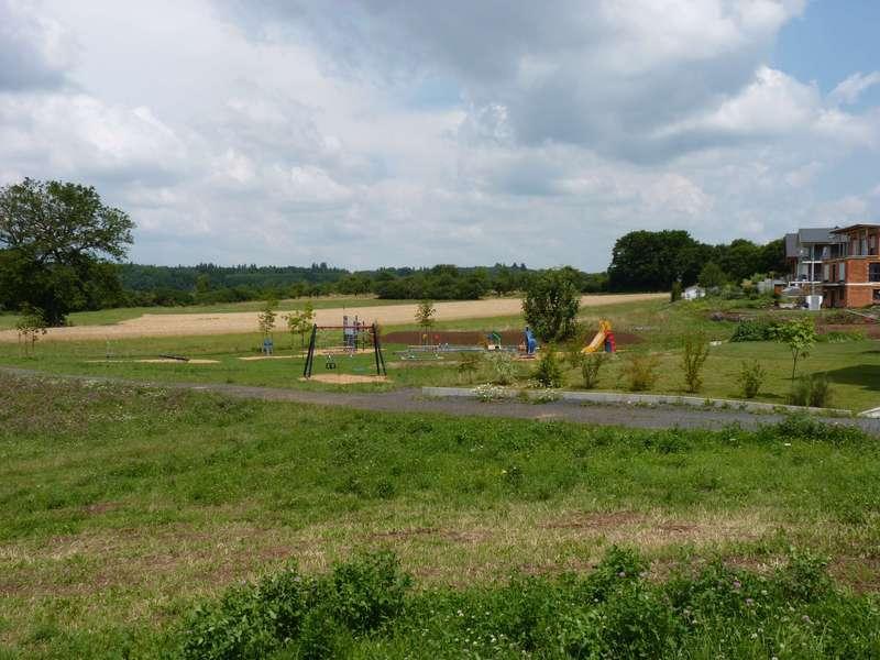 Spielplatz am Baugebiet
