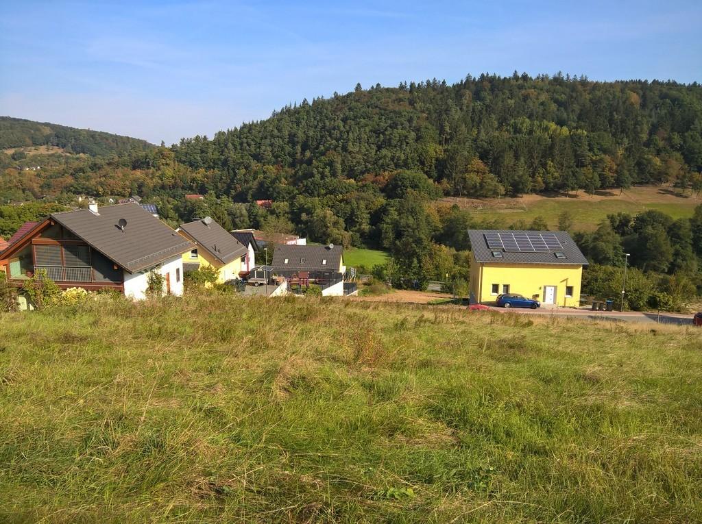Bauplatz Nr. 164 im Wohngebiet Cratzenbacher Berg