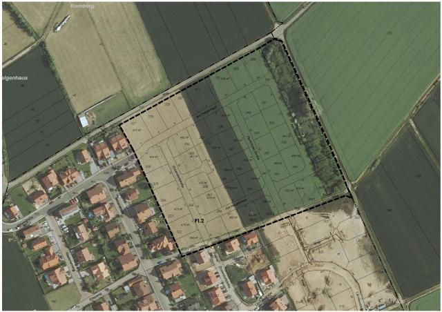 Wohngebiet »Helgenhaus III & IV«