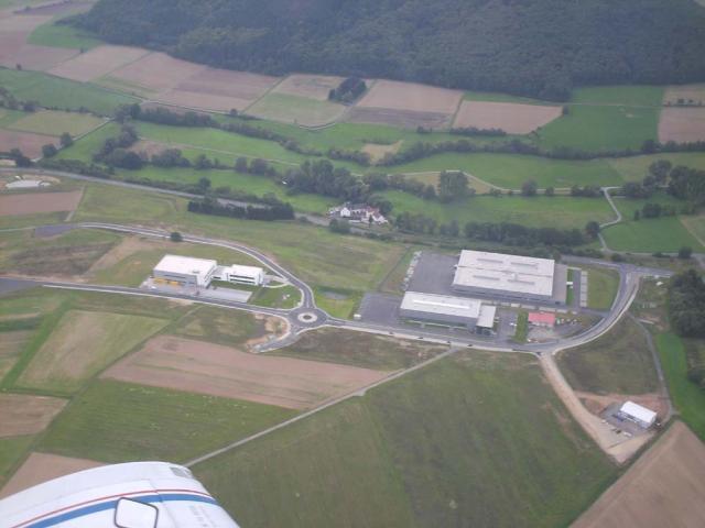 Gewerbe- und Industriegebiet »Interkommunaler Gewerbepark Salzbödetal«