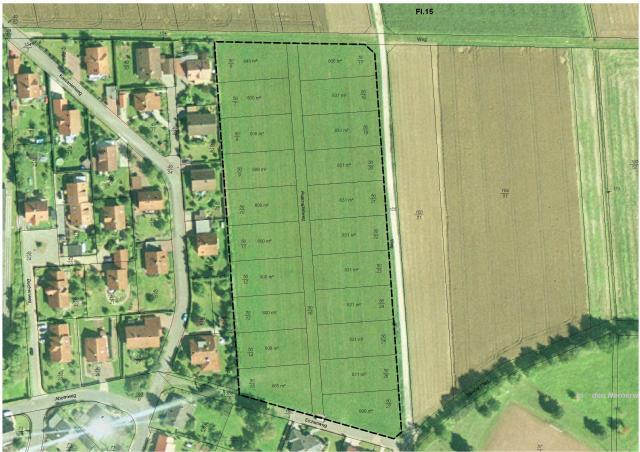 Wohngebiet »Nernerwiesen II«