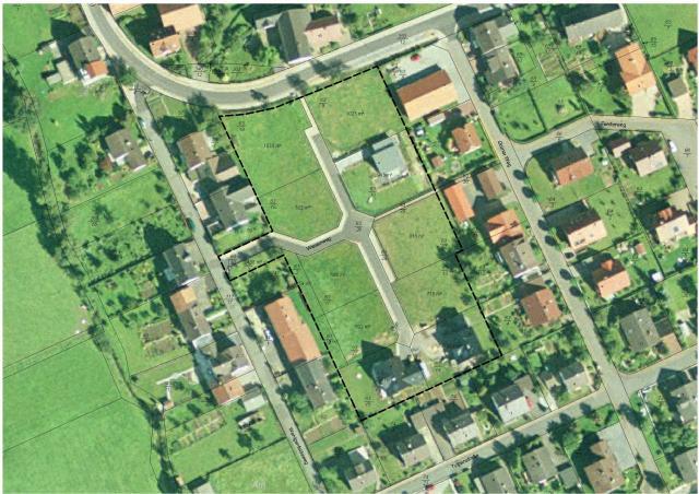 Wohn- und Mischgebiet »Auf dem Wenigenfeld«