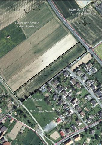 Wohn- und Mischgebiet »Schützengraben«