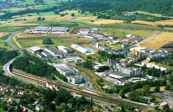 Industriegebiet West