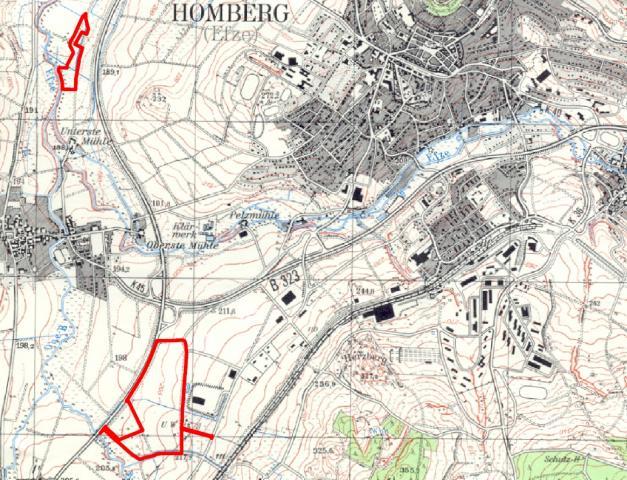 Industrie- und Gewerbegebiet »Bergacker«