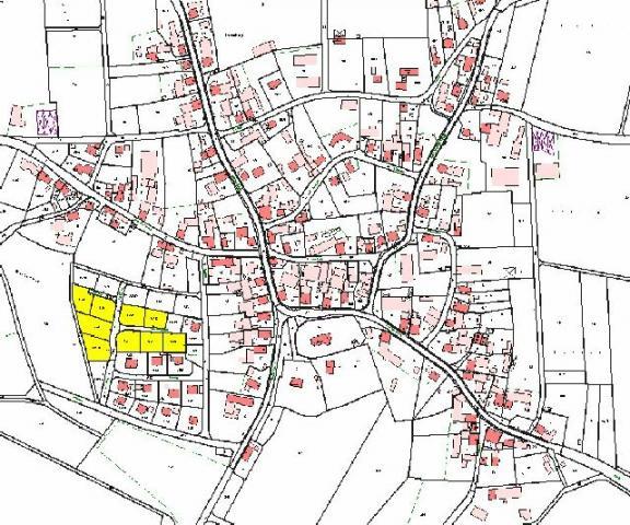 Wohngebiet »Unter den Städeln im Ortsteil Beyerberg«