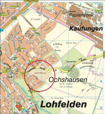 Wohngebiet »Passivhaussiedlung Lindenberg«
