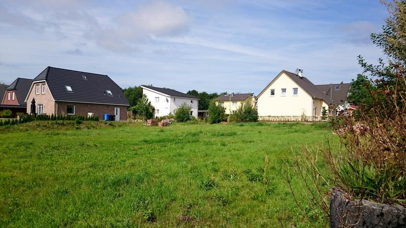 Wohngebiet »Burgfelde«