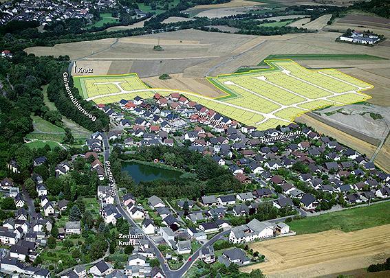 Wohngebiet »Kruft-Süd«
