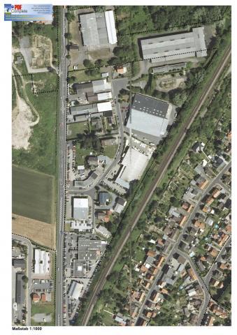 Gewerbegebiet »Daus Gelände Philip-Reis-Str.«