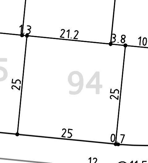 Bauplatz Nr. 94 im Wohngebiet Auf Theren II