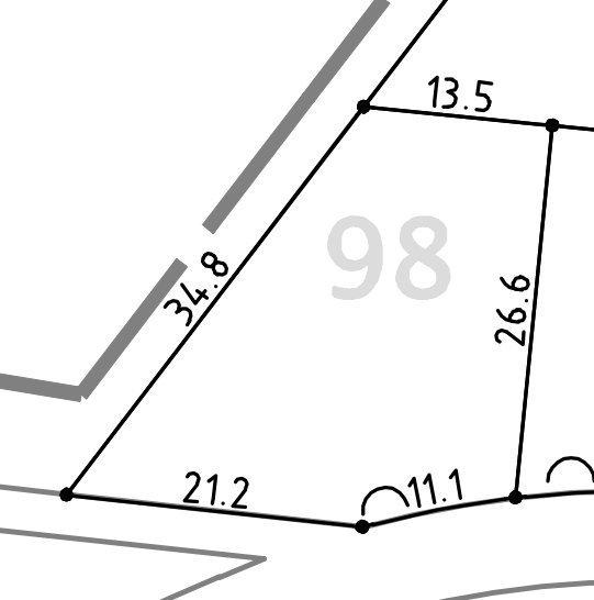 Bauplatz Nr. 98 im Wohngebiet Auf Theren II