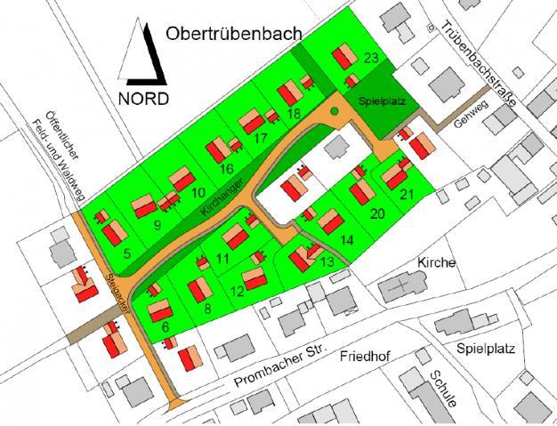 Wohngebiet »Obertrübenbach-Godlleiten«