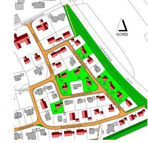 Wohngebiet »Roding Süd III«