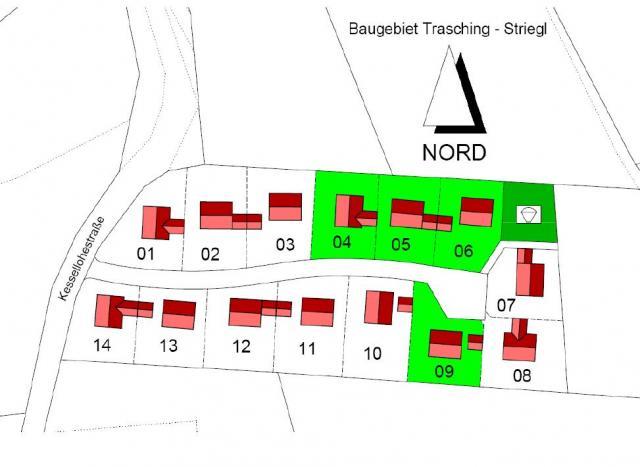 Wohngebiet »Trasching-Striegl«