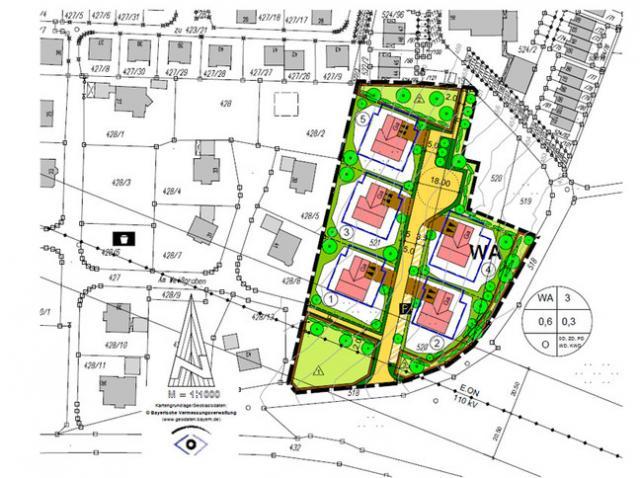 Wohngebiet »Am Weißgraben-Erweiterung II«