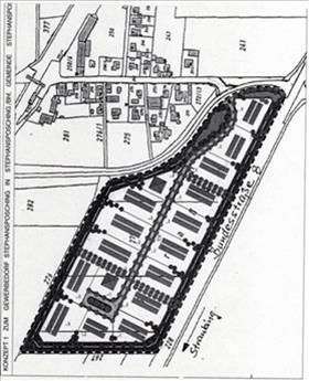 Wohngebiet »Gewerbedorf Straßäcker«