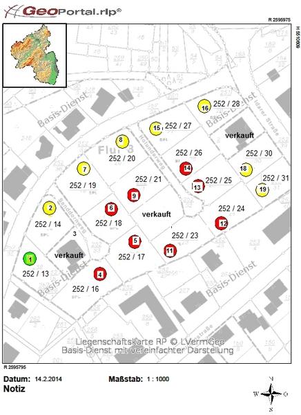 Wohngebiet »GÖ-19 Teilbereich Idarer Straße«