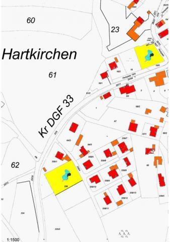 Wohngebiet »Hartkirchen«
