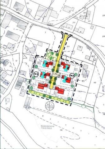 Wohngebiet »Siedlung in Reichstorf«