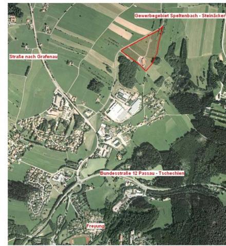 Gewerbegebiet »Speltenbach II«