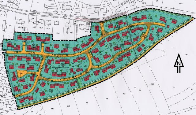 Wohngebiet »Hammerstadt II«