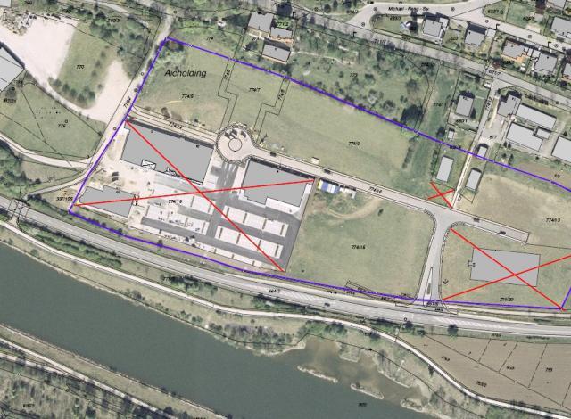 Gewerbegebiet »Gewerbepark Riedenburg«