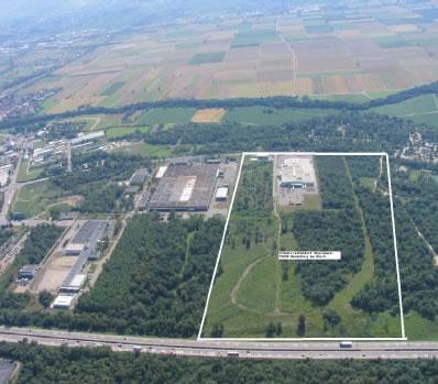 Industriegebiet »Rheinpark«