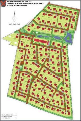 Wohngebiet »Nördlich der Biederbacher Straße 2.Abschnitt«