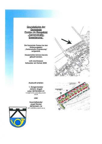 Wohngebiet »Gartenstraße Erweiterung«