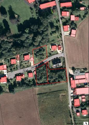 Wohngebiet »Katharina-von-Bora-Straße-Buch am Forst«