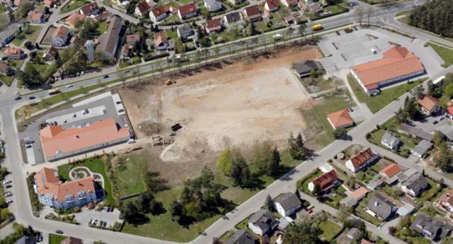 Gewerbegebiet »Arnoldpark in Mühlhausen«