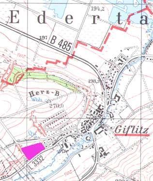 Wohngebiet »An der Lehmkaute (Giflitz)«