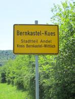 Gewerbegebiet »Gewerbe II Bernkastel/Andel «