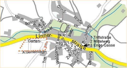 Wohngebiet »Hinter der Gemeinde (Willersdorf )«